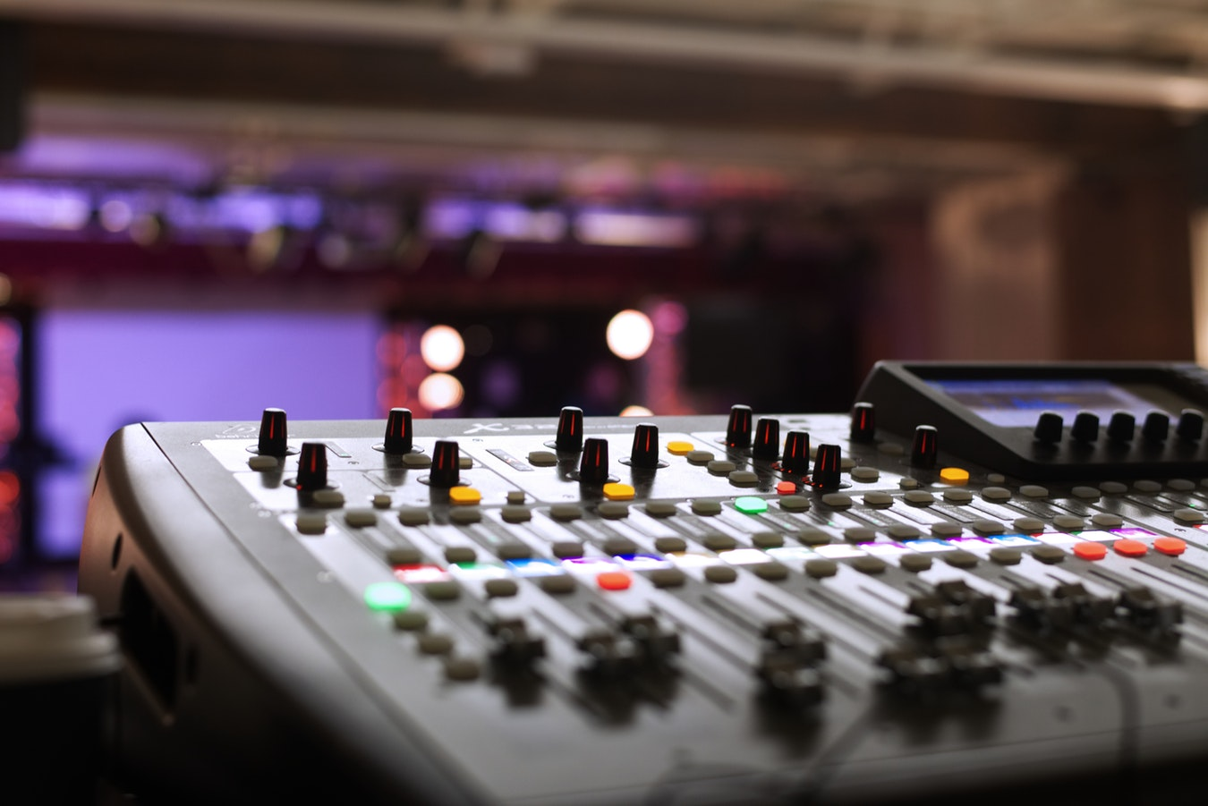 Behringer X32 Console